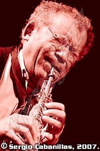 Anthony Braxton © Sergio Cabanillas, 2007