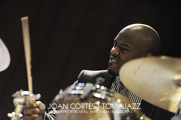 03_CHRISTIAN McBRIDE Trio (©Joan Cortès)_16nov13_Conservatori del Liceu_45FIJazz_Bcn