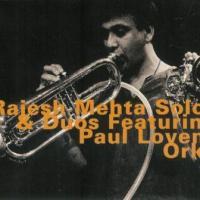 Tomajazz recomienda... un CD: Orka (Rajesh Mehta Solos & Duos Featuring Paul Lovens)