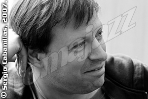 Chris Potter © Sergio Cabanillas, 2007