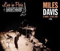 Miles Davis Live In Paris 1960