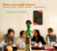 Theo Ceccaldi Trio plus joelle Leandre Can you smile