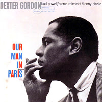 Dexter Gordon :: OUR MAN IN PARIS