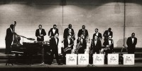 """Duke Ellington Big Band"" by Hans Bernhard (Schnobby) - Own work. Licensed under CC BY-SA 3.0 via Wikimedia Commons."