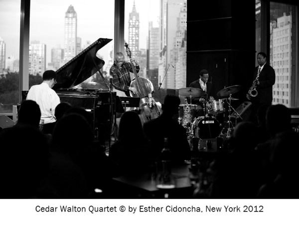3. Cedar Walton Quartet 2012_Pachi