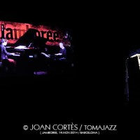 INSTANTZZ: Duet Nosferatu / Albert Bover & Marco Mezquida (2º San Miguel Jamboree Jazz Club Festival, Jamboree, Barcelona. 2014-11-19)
