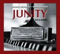 Hendrik Maurkens - Misha Tsiganov_Junity Duo & Quartet_HMS_2014