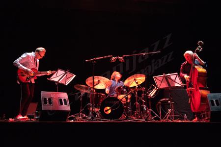 Marc Halbheer Trio Edition © Sergio Cabanillas, 2014