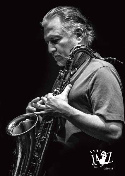 Phocuzz Avui Jazz 2014.15 (Portada: Jerry Bergonzi)
