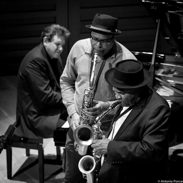 Bruce Barth, Jean Toussaint & Bobby Watson