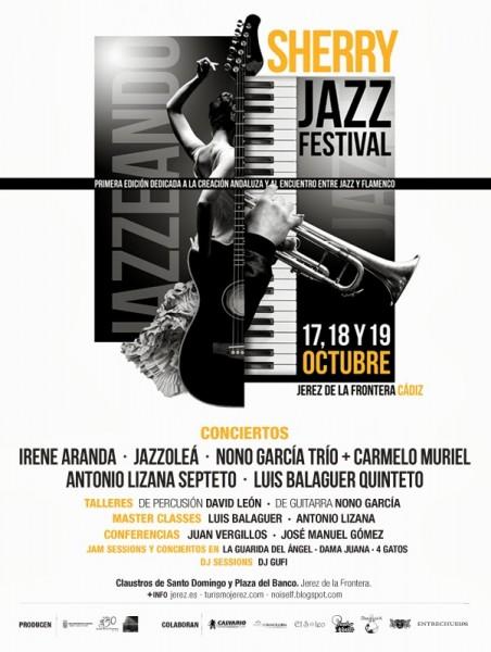 El Sherry Jazz Festival fue una de las nuevas iniciativas  centrada en la escena andaluza que se puso en marcha en los dos últimos años.