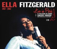 Ella Fitzgerald_Live in Paris