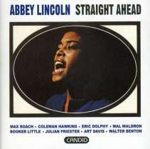Abbey Lincoln straight ahead