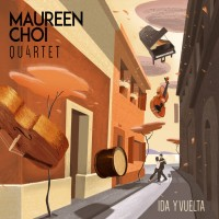 Maureen Choi Quartet_Ida y vuelta_CD