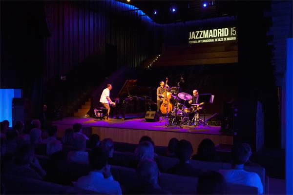 Abe Rábade Trio © Sergio Cabanillas, 2015