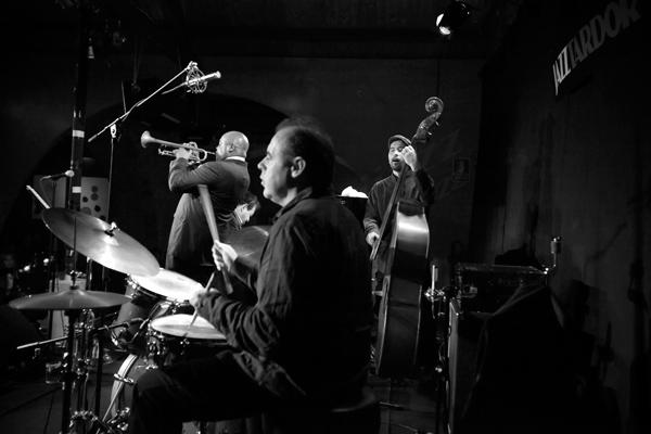 Bruce Barth Quartet feat. Terell Stafford © Sergio Cabanillas, 2015