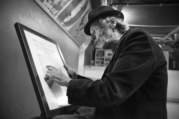 Dick Angstadt y Bogui Jazz: Diez años en pie