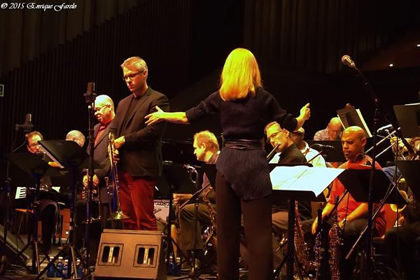 Maria Schneider Orchestra © Enrique Farelo, 2015