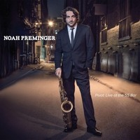 Noah Preminger_Pivot Live at the 55 bar_self released_2015