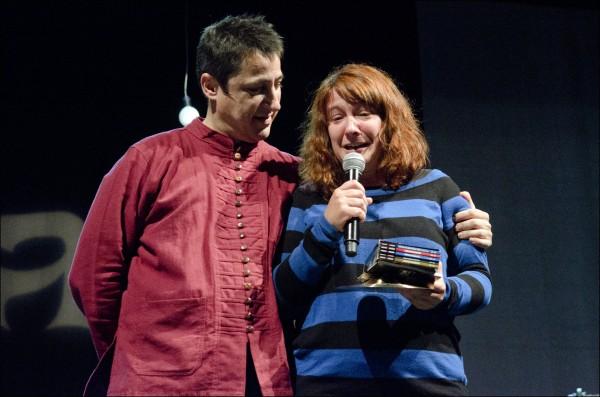 Premio Especial del Jurado. Cifu. Recogió Laura Cifuentes.