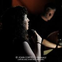 """INSTANTZZ: Celeste Alías """"Tot sembla tan senzill (Homenatge a Monserrat Abelló)"""" (Cafè del Liceu, 47è Voll-Damm Festival Internacional de Jazz de Barcelona, Barcelona. 2015-11-14)"""