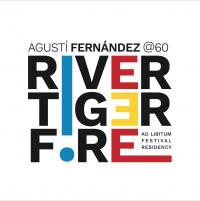 River Tiger Fire cover