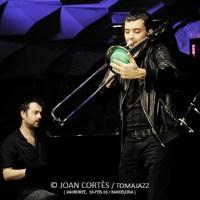 INSTANTZZ: Gianluca Petrella & Giovanni Guidi / Cicle Jamboritalia (Jamboree, Barcelona. 2016-02-18)