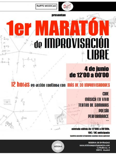 primer maraton de improvisacion libre Madrid_2016-06-04