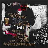 Miles Davis - Robert Glasper_Everything's Beautiful_Columbia_2016