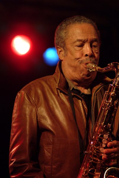 Johnny Griffin © Yerbabuena