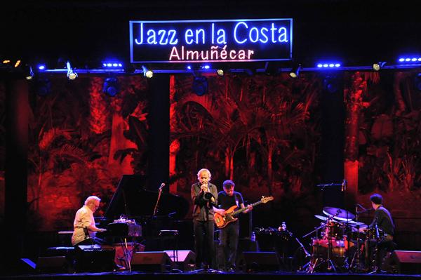 Erik Truffaz Quartet © Juan Jesús García