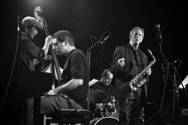 Dick Oatts Quartet © Sergio Cabanillas, 2016