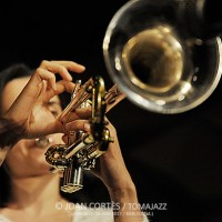 "INSTANTZZ: Andrea Motis & Joan Chamorro Quartet ""Emotional Dance"" (Jamboree Jazz, Barcelona. 2017-04-17) [Galería fotográfica]"