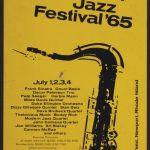 365 razones para amar el jazz: un cartel. Newport Jazz Festival 1965 [141]