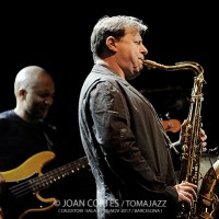INSTANTZZ: Chris Potter Trio amb Reuben Rogers i Eric Harland (L'Auditori -Sala 3:Tete Montoliu-, 49è Voll-Damm Festival Internacional de Jazz de Barcelona, Barcelona. 2017-11-20) [Galería fotográfica]