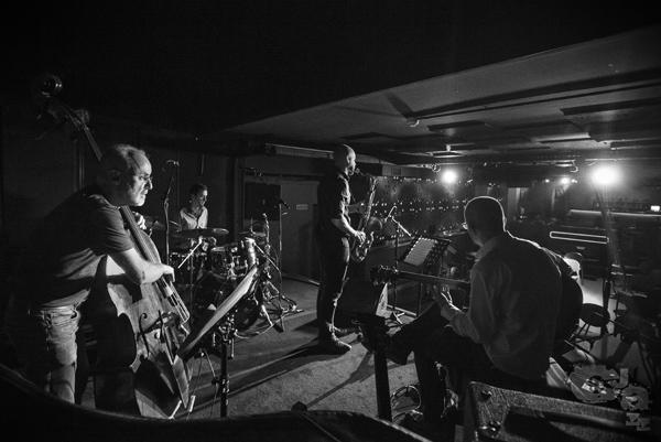 Feefifofum Quartet © Sergio Cabanillas, 2018