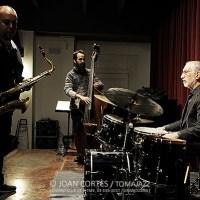 INSTANTZZ: Eliot Zigmund Trios (Jamboree –Barcelona-. 2017-11-29 / 45è Cicle de Jazz al Casino, Casino de Granollers - Club de Ritme, Granollers -Barcelona-.  2017-12-01) [Galería fotográfica]