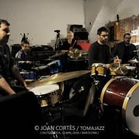 INSTANTZZ: Memoria Uno –formación inédita de baterías y percusiones- (Associacio Cultural L'Automàtica, Barcelona. 2018-03-12) [Galería fotográfica]
