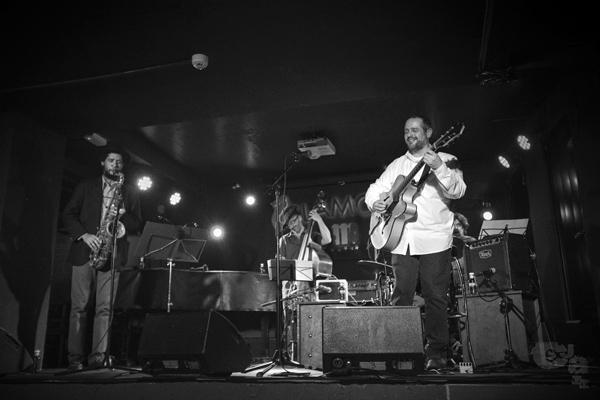 Pedro Barboza Quartet © Sergio Cabanillas, 2018