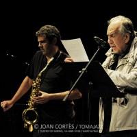 "INSTANTZZ: Joan Margarit, Carles Margarit y Albert Bover ""Un hivern fascinant"" (Teatre de Sarrià, Barcelona.  2018-04-14) [Galería fotográfica]"