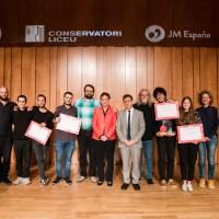 Magalí Sare - Sebastià Gris ganadores de la Primera Edición de la Modalidad de Jazz del Concurso Juventudes Musicales [Noticias]