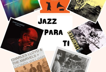 Jazz Para Ti. Programa 018 (2018-10-09) JPT.T2.02 [Podcast]
