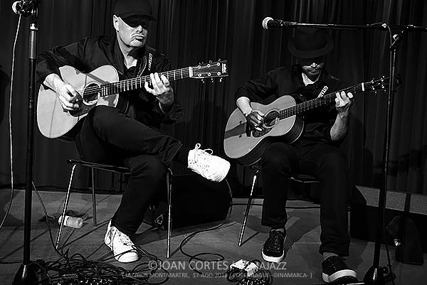 "INSTANTZZ: Taylor-Wakenius-Wakenius ""Guitar Extravaganza""(Jazzhus Montmartre, Copenhague –Dinamarca-. 2018-08-17) [Galería fotográfica]"
