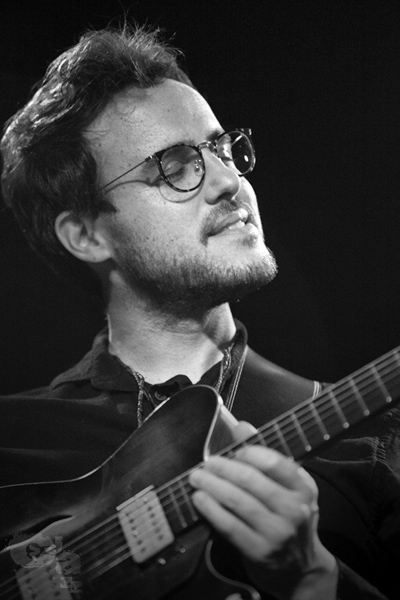 Gilad Hekselman © Sergio Cabanillas, 2018.