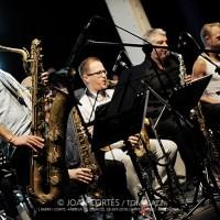 INSTANTZZ: SJO Stockholm Jazz Orchestra (5è Jazzing Festival - Festival de Jazz de Sant Andreu, Fabra i Coats – Fabrica de Creació, Sant Andreu -Barcelona-. 2018-09-28) [Galería fotográfica]