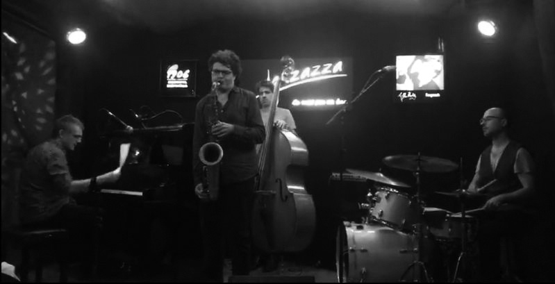 Gysler / Pérez / Nick Trío & Patxi Valverde (Jazzazza Jazz Club – Murcia. 2018-10-19) [Concierto]