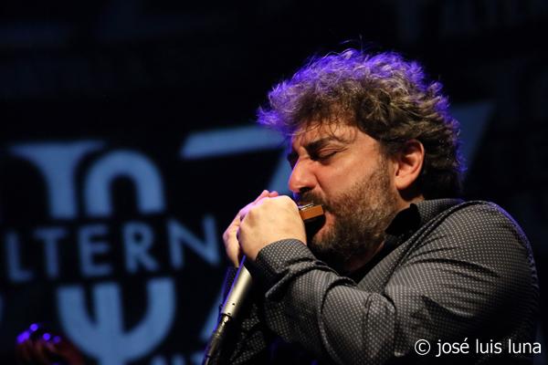 INSTANTZZ: Antonio Serrano Quartet (3º Alternatilla Jazz in Mallorca. 2018-12-06) [Galería fotográfica]