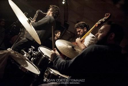 INSTANTZZ: Oded Tzur Quartet (Jamboree / Barcelona.  2018-11-13) [Galería fotográfica]