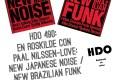 HDO 490. En Roskilde con Paal Nilssen-Love: New Japanese Noise – New Brazilian Funk [Podcast]