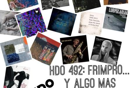 HDO 492. Frimpro… y algo más [Podcast]